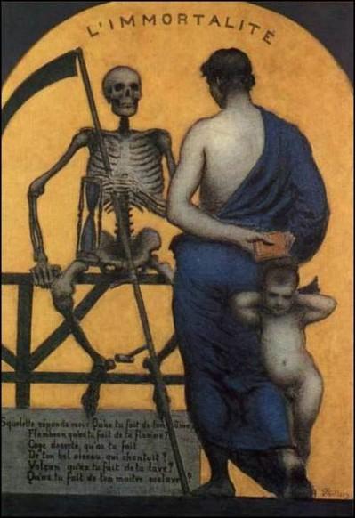 бессмертие,смерть,жизнь,бог,библия,сатана,творение