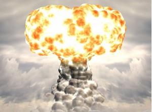 природа, катаклизмы, войны, ядерный взрыв