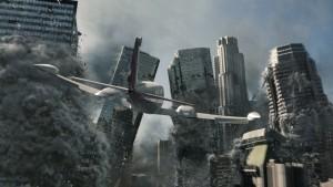 Супер здания, разрушение