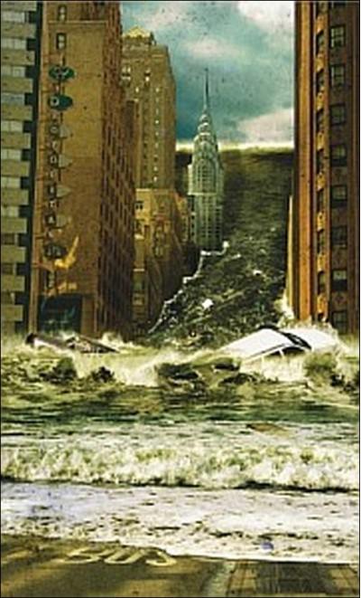 наводнение, катастрофа, конец света