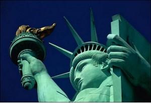 мировые тенденции, статую свободы