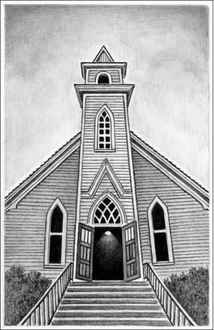церковь, лаодикия