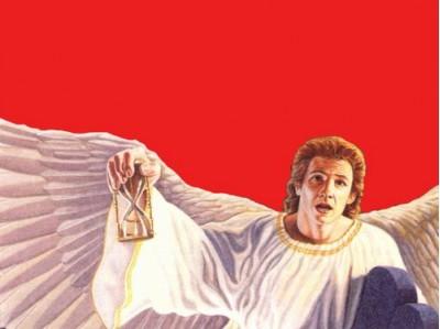откровение, вавилон, ангел