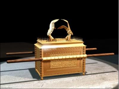 ковчег, завета, скиния