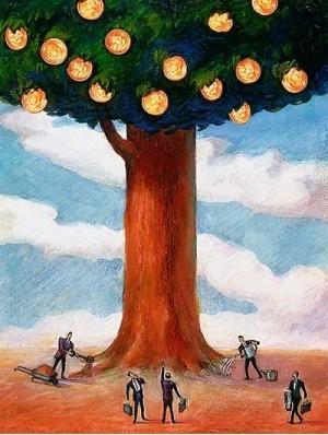 Навуходоносор, пророчество. Вавилон, дерево