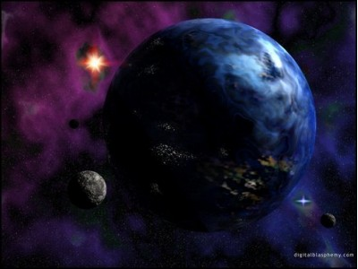 планета, история, обзор