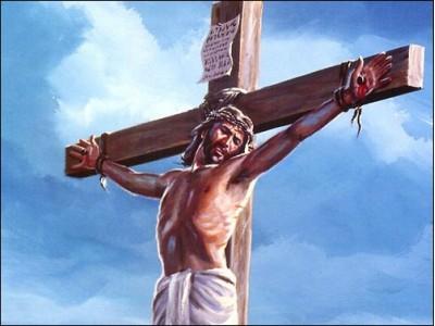 распятие, смерть, Христос