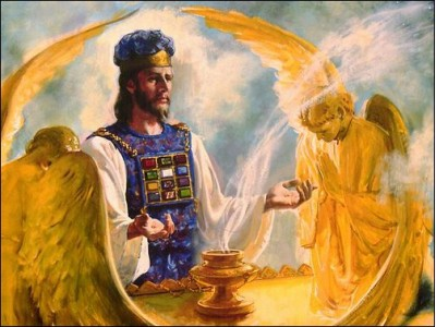 иисус, святилище, печати