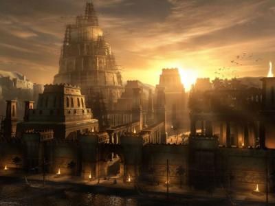 Вавилон, город, история
